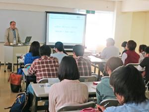バイオテクノロジー分野業界勉強会を開催しました