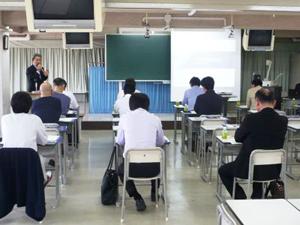 ラボ(歯科技工所)経営者を対象に開かれた第二回ラボ経営勉強会