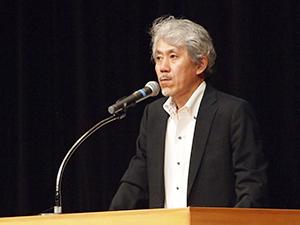総合プロデューサー 喜多静一郎先生