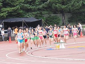 1500m競技