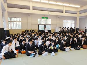 大阪・京都の大応援団