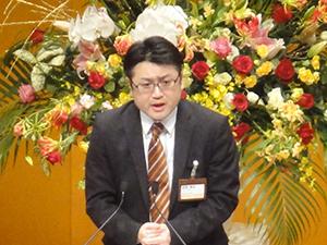 滋慶トータルサポートセンターの鈴森センター長