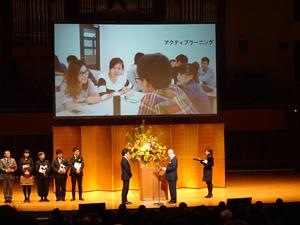 「総長賞」の東洋言語学院