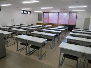 第2校舎教室