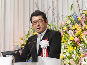 奥山清行名誉学校長