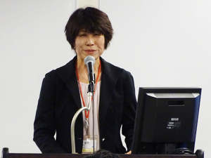 横山佐季先生