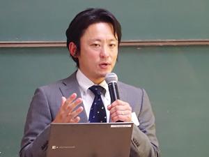 永田敬生先生