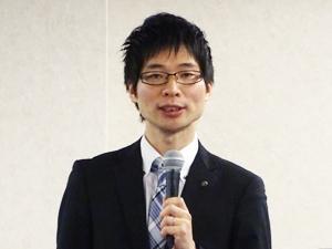 田保和也先生