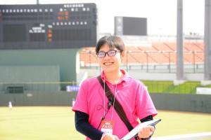 日本女子プロ野球リーグ・埼玉アストライア 片岡裕貴さん