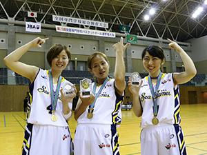 写真左から山岡さん、岩渕さん、吉田さん