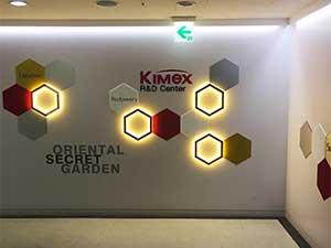 「KIMeX」ロゴ