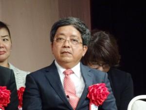 ダナン大学のトラン・ヴァン・ナム学長